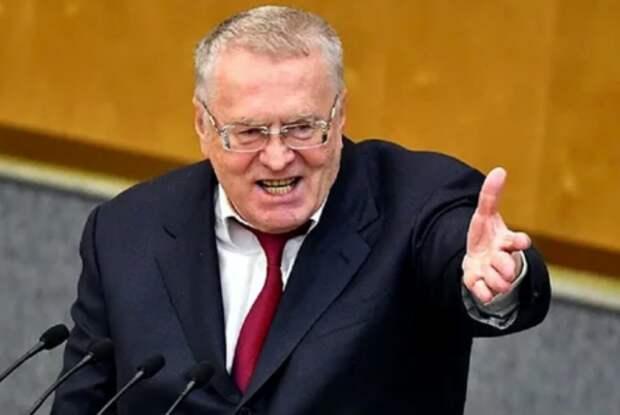 Жириновский призвал уничтожить биологические лаборатории США