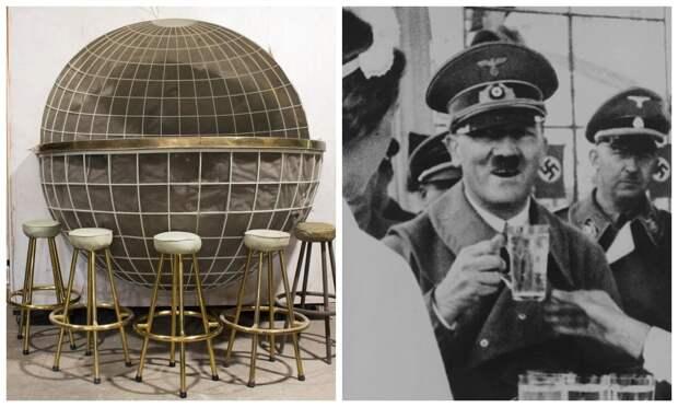 Нааукцион выставили бар Гитлера, который 70 лет простоял вамериканском амбаре