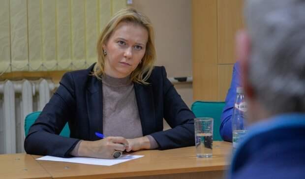 Минеева заявила онеобходимости введения налоговых вычетов для привившихся работников