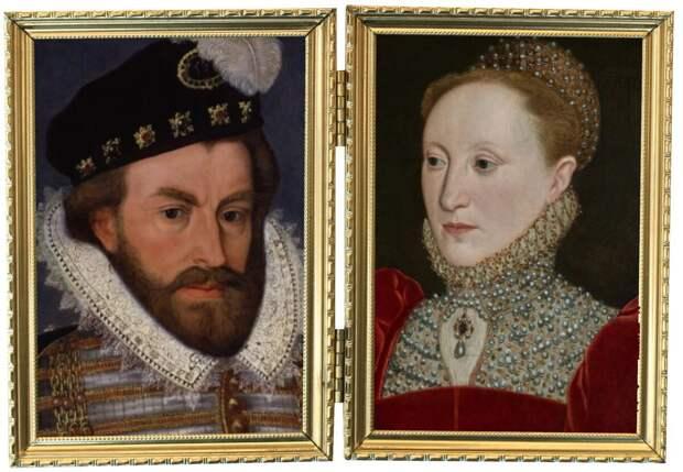 Куртуазная любовь при дворе Елизаветы I Тюдор