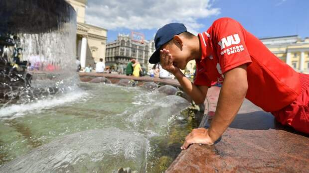 Воздух в центральной России прогреется до +35 градусов