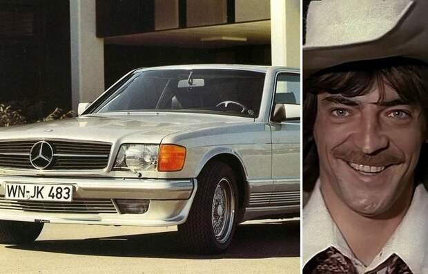 Машины Михаила Боярского: как выглядит автопарк главного мушкетера страны