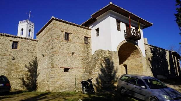Путешествие по Албании. Часть 3. Монастырь Арденица