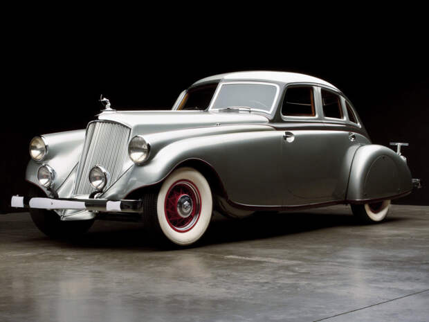 Pierce-Arrow Silver Arrow 1933 – Серебряная стрела, которая не попала в цель…