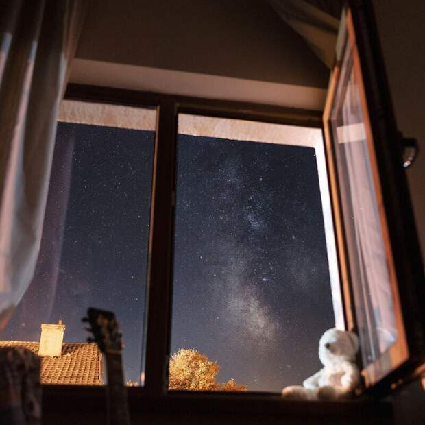 Волшебство звездного неба: 25 чудесных снимков фотографа-самоучки Михаила Минкова