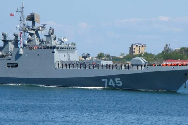 Последний фрегат проекта 11356 продадут за рубеж
