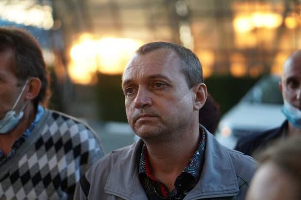 Освобожденные из плена моряки вернулись в Крым