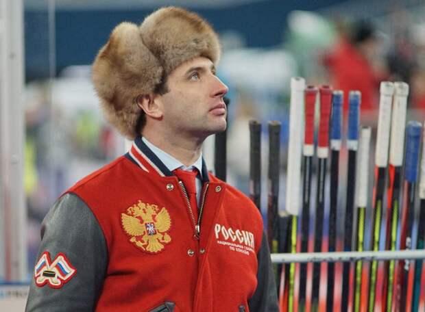 Ротенберг рассказал, почему на Кубок Первого канала нельзя было заявить Овечкина
