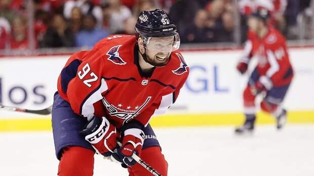 Кузнецов — о победе над «Бостоном»: «По ментальности это был матч плей-офф»