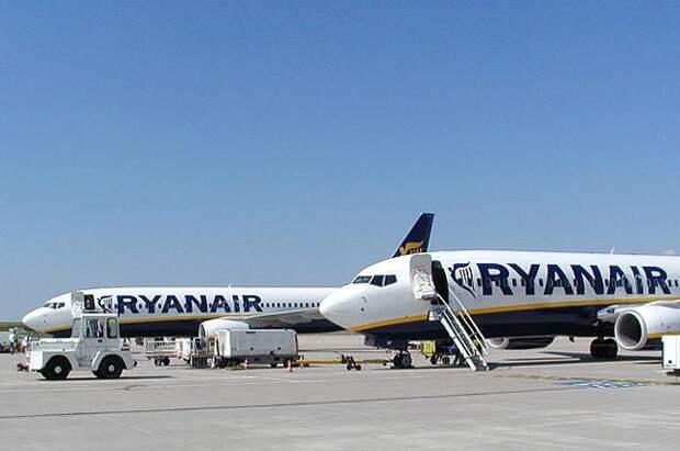 Глава Ryanair назвал инцидент в Минске угоном