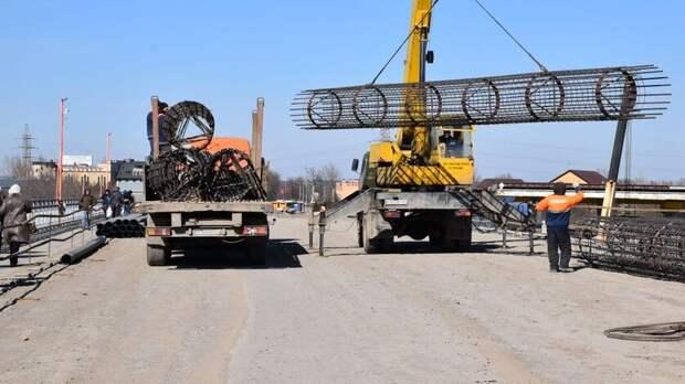 Подъездные пути кмосту наулице Малиновского вРостове начнут строить вмарте