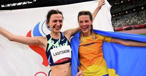 Голос Мордора: «О спорт, ты - мир!» по-украински
