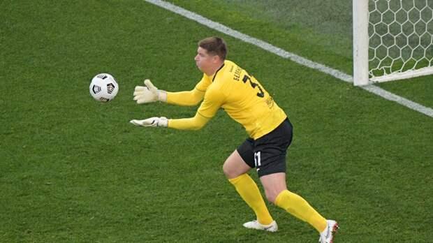 Голкипер «Уфы» Беленов отразил третий пенальти в текущем сезоне РПЛ
