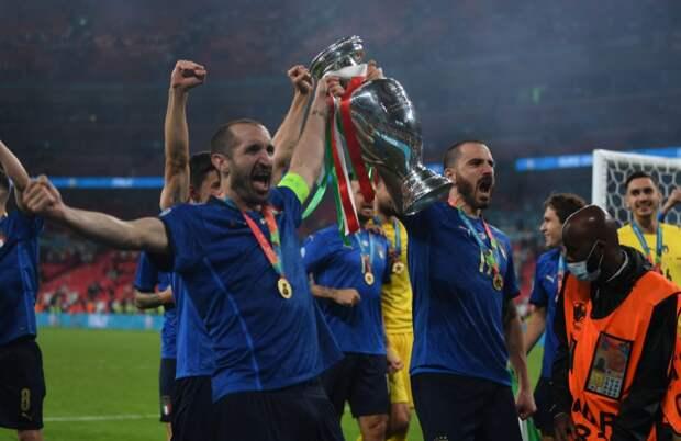Почему Италия стала чемпионом Европы
