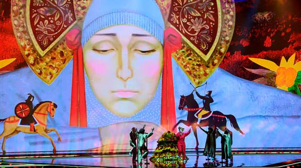Эй, русский женщин! Виртуальная грязь Евровидения и реальная русская кровь