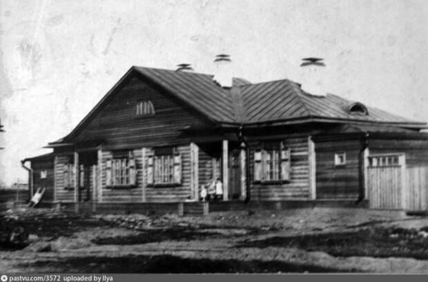 Поселок Сокол до войны: архивный кадр появился в сети Фото: pastvu.com