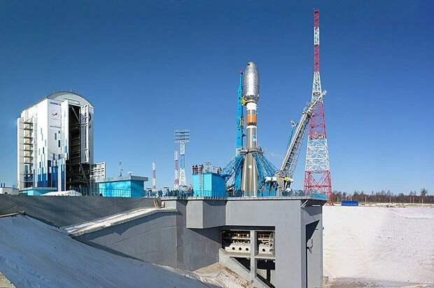 Ракета «Союз» со спутниками OneWeb стартовала с космодрома Восточный