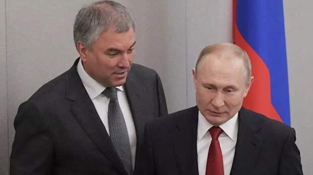 «Обнуленного» Путина толкают к переизбранию в 2024 году