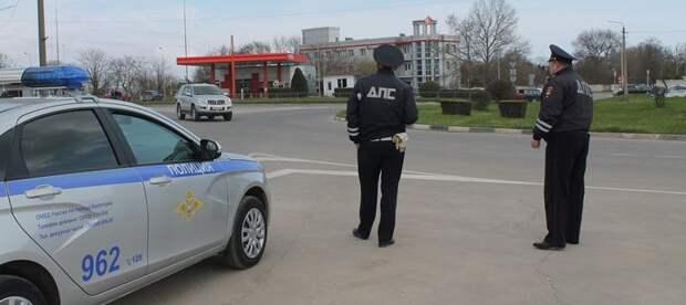 Сотрудники ГИБДД Евпатории усилили контроль за безопасностью дорожного движения в праздничные дни