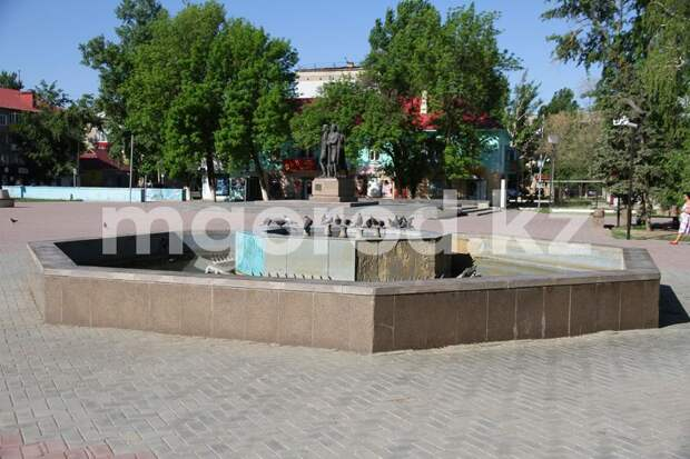 Когда в Уральске заработают фонтаны