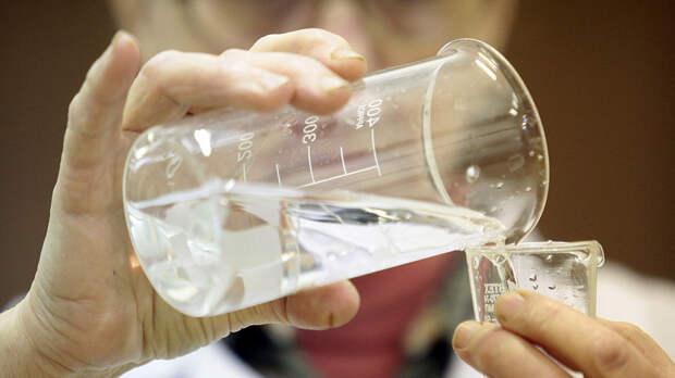Сибирские ученые разработали новый способ обнаружения мышьяка в воде
