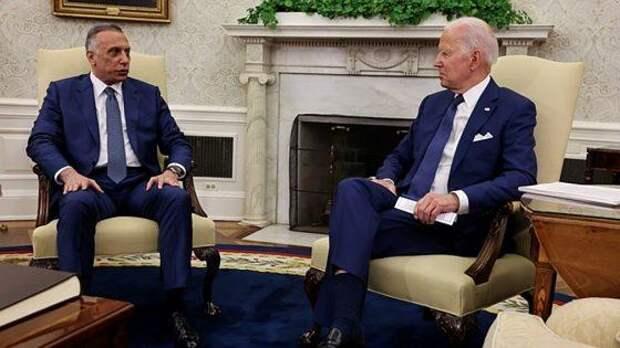 После Афганистана США бегут и из Ирака