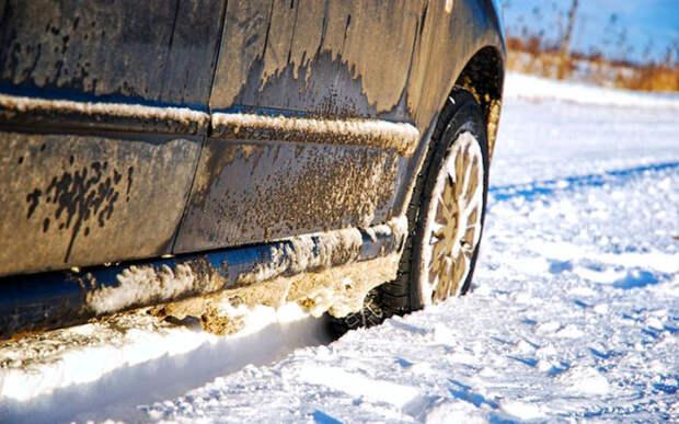 Виной всему зима. Фото: sochi-avto-remont.ru.