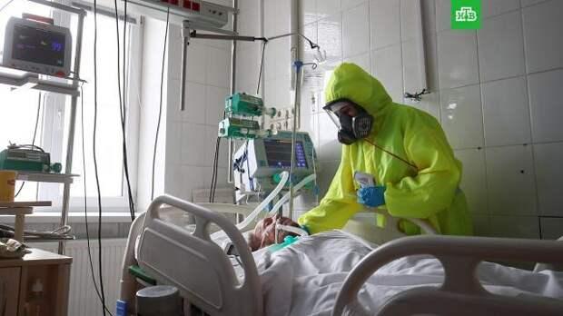 В России выявили 8 419 случаев заражения коронавирусом