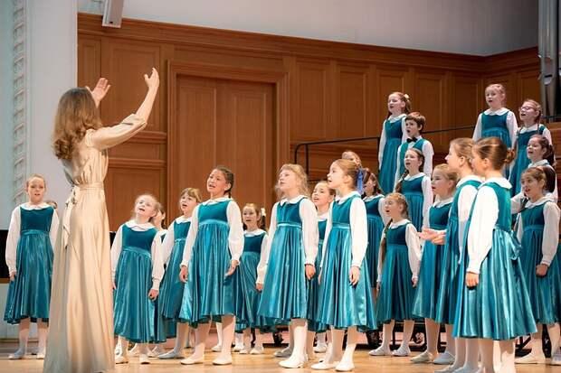 В новом учебном году в Москве после капремонта откроется хоровая школа «Весна»