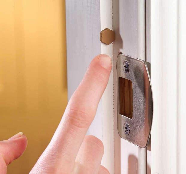 Чтобы двери не хлопали. | Фото: Pinterest.