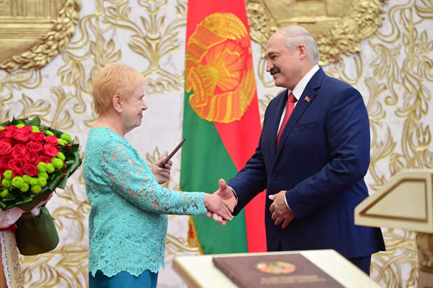 Тайна тайной инаугурация Лукашенко