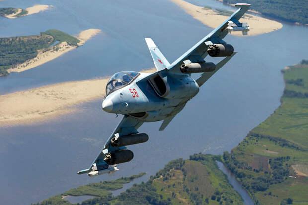 """Як-130 стал первым в мире учебным самолетом, который в полной мере обеспечивает подготовку летчиков. Фото: Пресс-служба """"ОКБ им. А.С. Яковлева"""""""