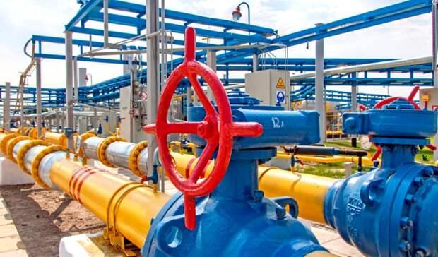 «Газпром» купил всю твердую дополнительную транзитную мощность Украины наавгуст
