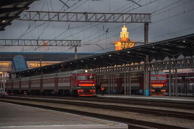 Железнодорожные перевозки из Крыма в Кубань обеспечат новым транспортом