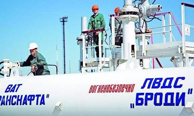 Альтернатива российской нефти: Минск не унимается, Киев помогает