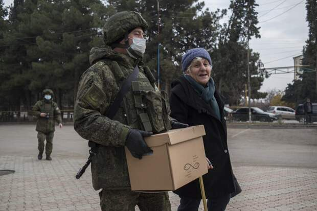 Как избавиться от российских миротворцев в Карабахе