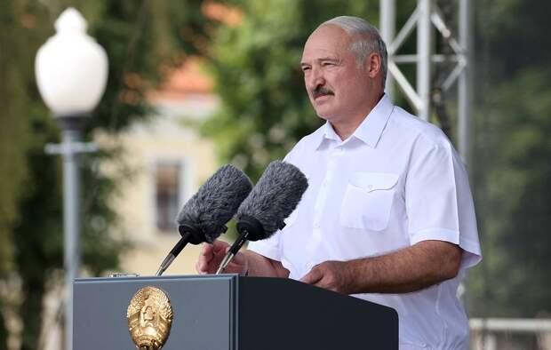 Президент Белоруссии Александр Лукашенко БелТА/ТАСС