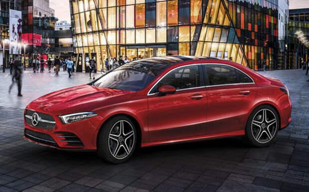 Mercedes-Benz назвал российские цены на свой доступный седан