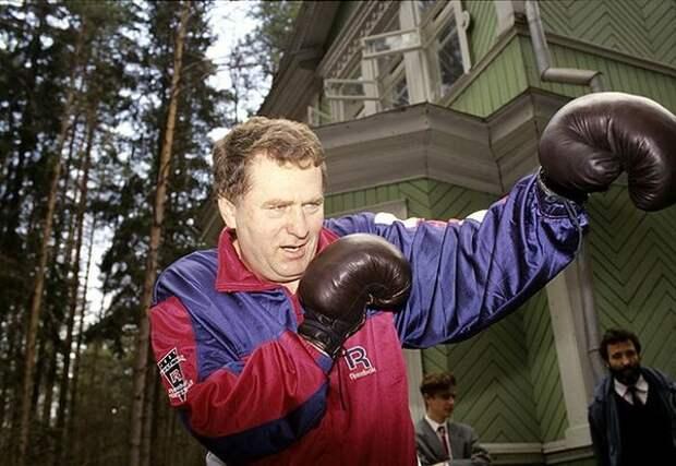 Развал российского спорта в 90-е