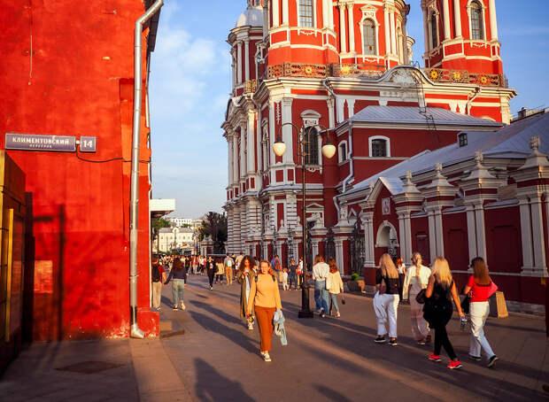 4 лучших пешеходных маршрута по Москве (ФОТО)