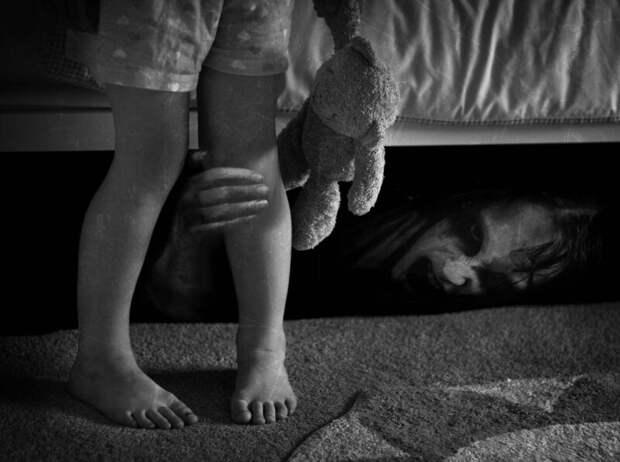 10 неожиданных детских страхов отсоздателей хорроров инетолько