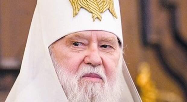 Филарет назначил сам себя патриархом всея Руси