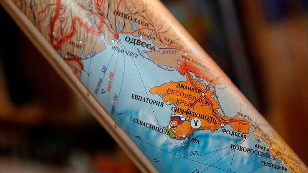 Украина: «стратегия по деоккупации Крыма» — очередная фикция