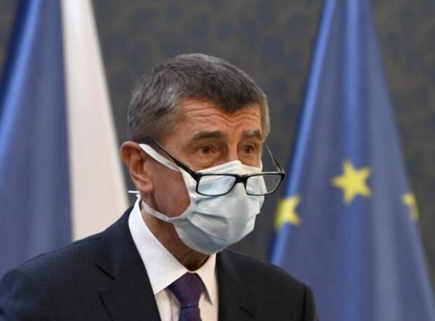 """Премьер Чехии призвал страны ЕС высылать российских дипломатов: """"хотя бы по одному"""""""