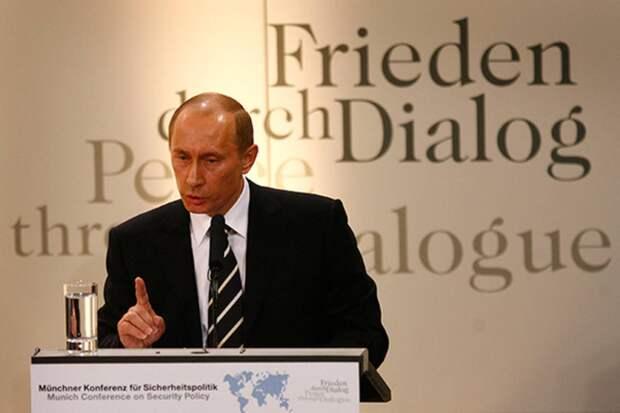 Эхо речи в Мюнхене: Запад оказался морально не готов к предложениям Путина