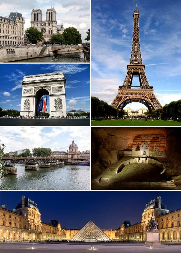 Великолепная архитектура не способна затмить неприязнь местного населения. /Фото: wikiрedia.org