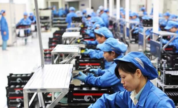 ВКитае сократилось количество трудоспособных граждан