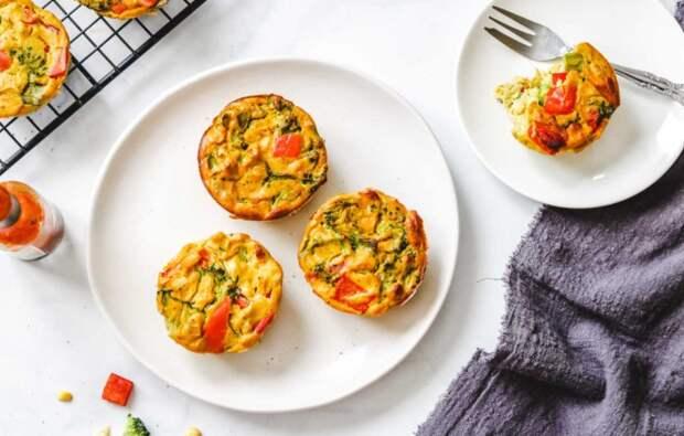 Сырные с помидорами. \ Фото: food.inmyroom.ru.