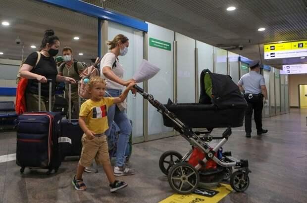 Авиабилеты для семей с детьми должны подешеветь