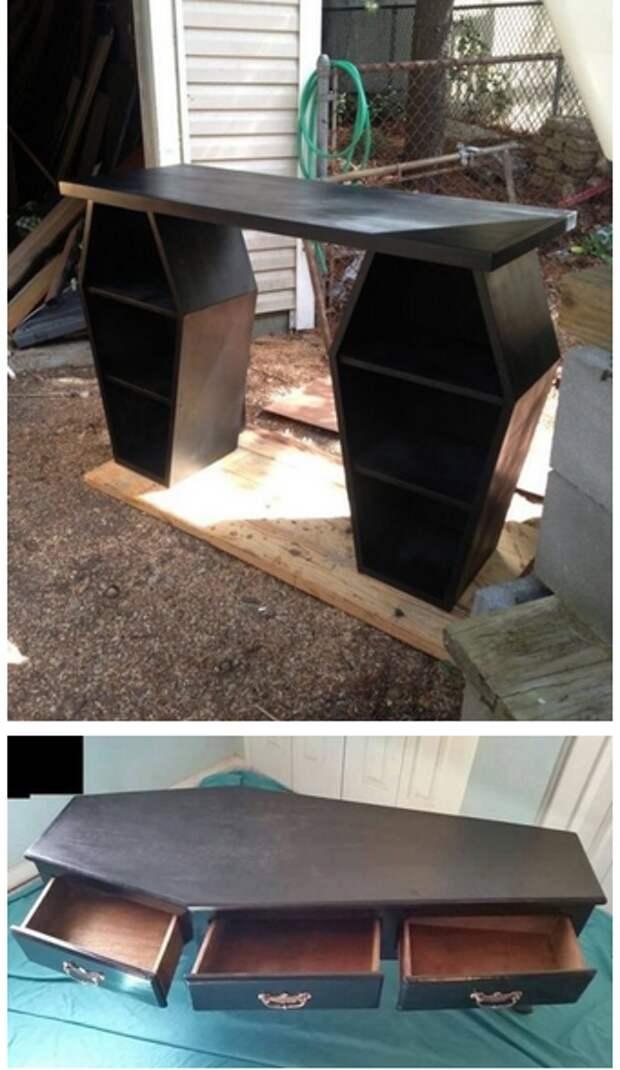 Мебель для вампиров (подборка)
